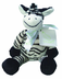 pickles plush rattle zebra pickles' rattles