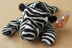 beanie babies ziggy zebra stuffed animal