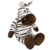 babies plush wild zebra animal alley
