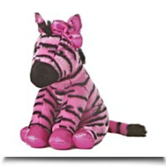 Girlz Nation Pink Zebra 10