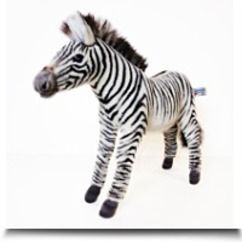 Buy Grevys Zebra Stuffed Plush Animal