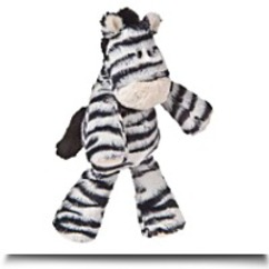 Marshmallow Zoo 13 Zebra Plush