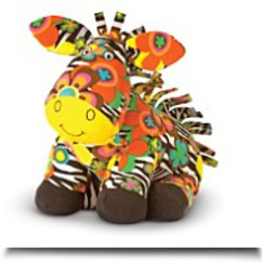 Buy Melissa And Doug Zelda Zebra