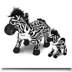 Buy Plush Toy Zulu The Zebra With Mini