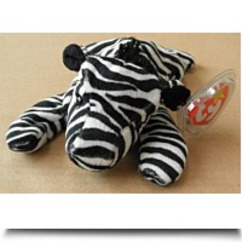 Buy Ty Beanie Babies Ziggy The Zebra Stuffed