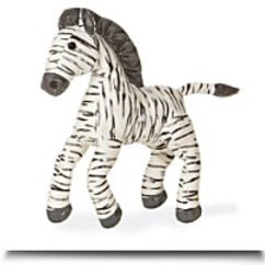 Urban Jungle Zebra 13 Plush