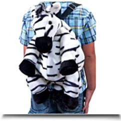 Save Zebra Backpack