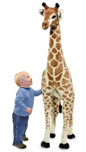 Melissa And Doug Giraffe Plush